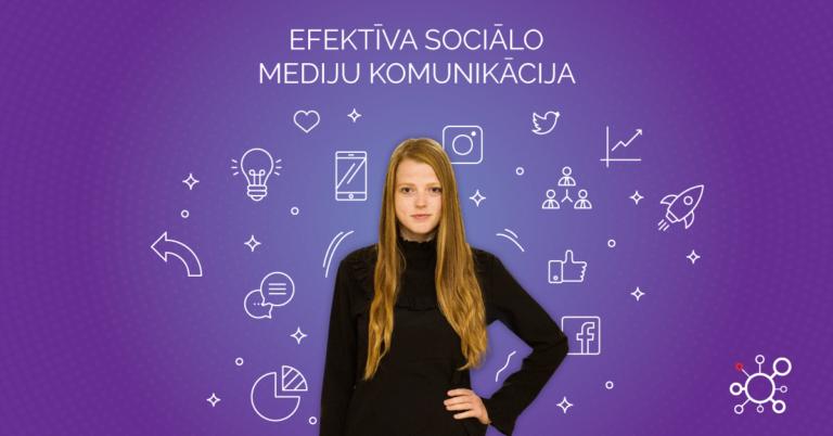 Tiešsaistes apmācības: Efektīva sociālo mediju komunikācija